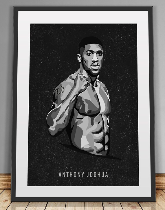Deontay Wilder 3 Boxing Framed Poster Autographed Print A1 A2 A3 A4 2018