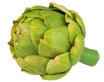 Artificial/Fake/Faux Artichoke Flower/Vegetable for Floral Centerpieces, Bouquets, Wedding, Kitchen Decor, Food Prop/Staging-Floral Supply