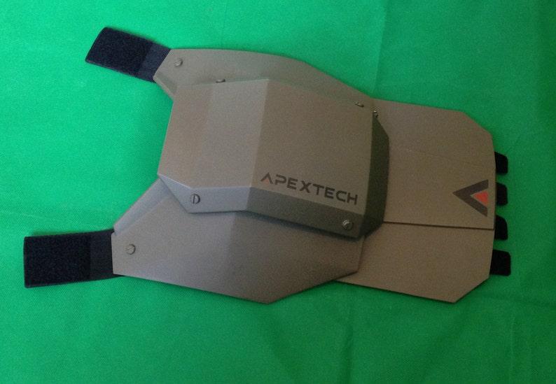 Sci-fi Chest Armour Apex Suit Mk4