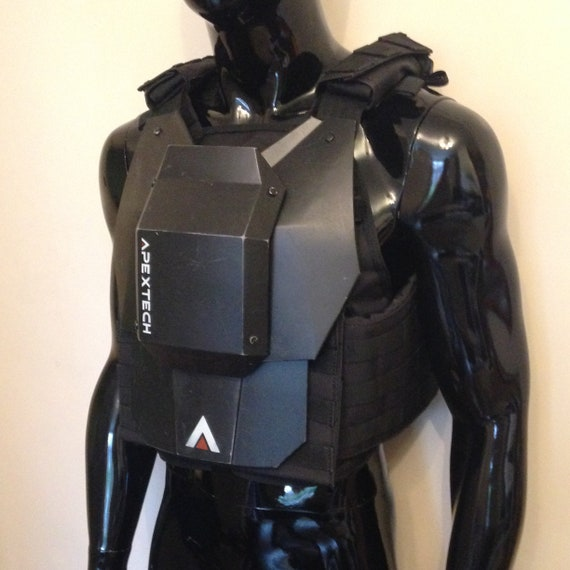 Apex Mk3 Sci-fi Chest Armour
