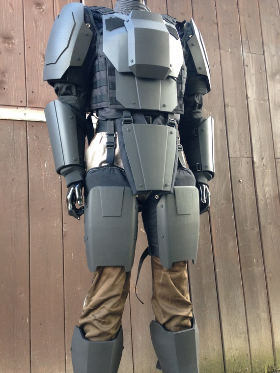 Sci-fi Full Body Armour Apex Suit Mk4