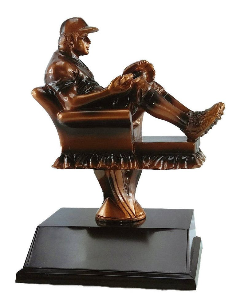 Baseball Fantasy Armchair Trophy  MVP by DECADE AWARDS