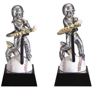 by DECADE AWARDS Golfing Motion X Resin Trophy  Extreme Award MX7043