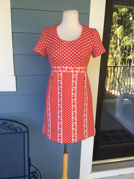50s Doris Day day dress by Gay Gibson