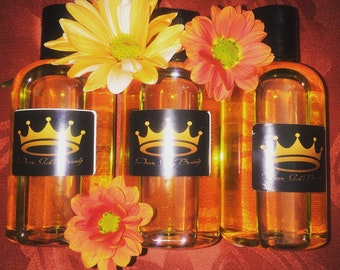 Organic Massage Oil/Aromatherapy/Soothing Massage/ Homemade Oils