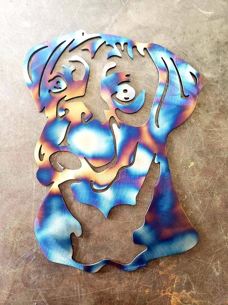 5D DIY Diamond Painting Animal Graffiti Scenes 5-pictures Combination Kit Crafts