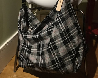 Giant Shopping Bag with Zipper