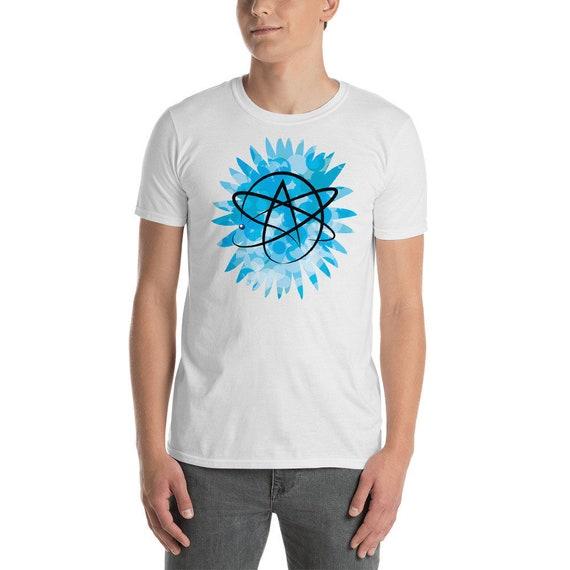 Atheist Symbol Shirt Atheist Symbol Atheism Atheism Shirt Etsy