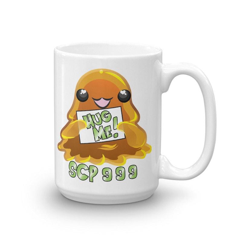 SCP 999 Mug, SCP Foundation Mug with SCP-999 &