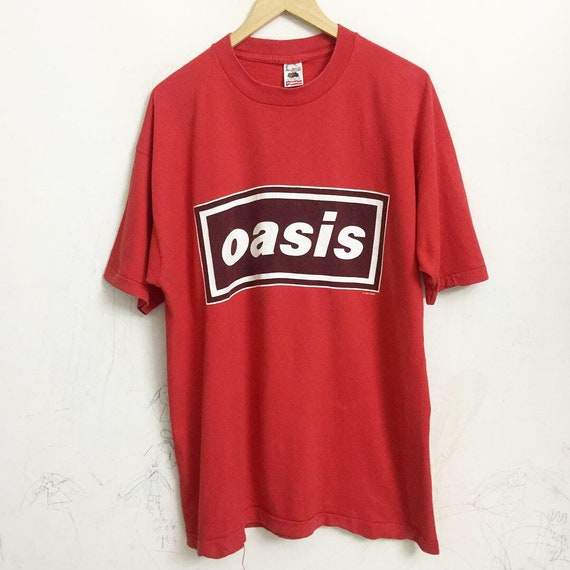 Vintage 1994 OASIS Band Special Edition Tee