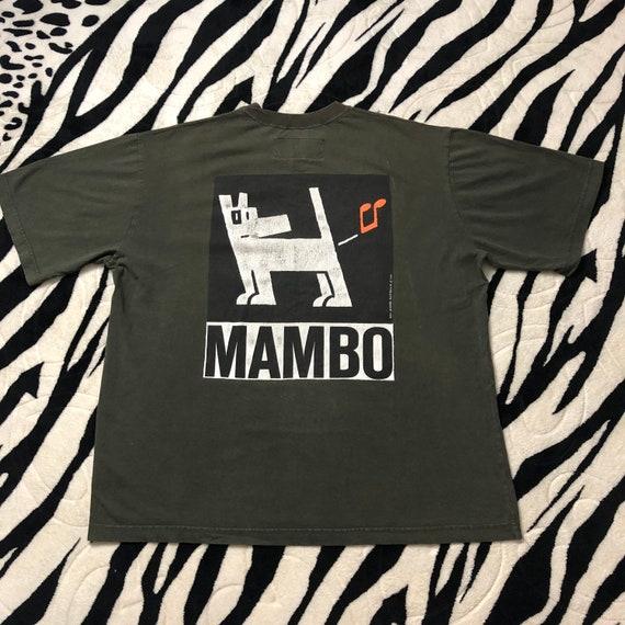 Vintage 90s Mambo Australia Surf Brand