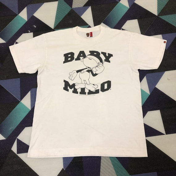 Vintage Baby Milo by A Bathing Ape Tee