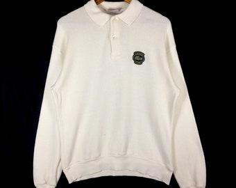 cfaacc3dcb672f Lacoste club small logo Pullover Sweatshirts