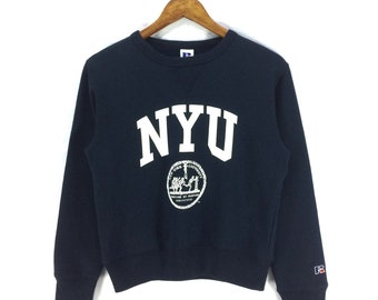 c74fa8e5c971 New york university Pullover Sweatshirts
