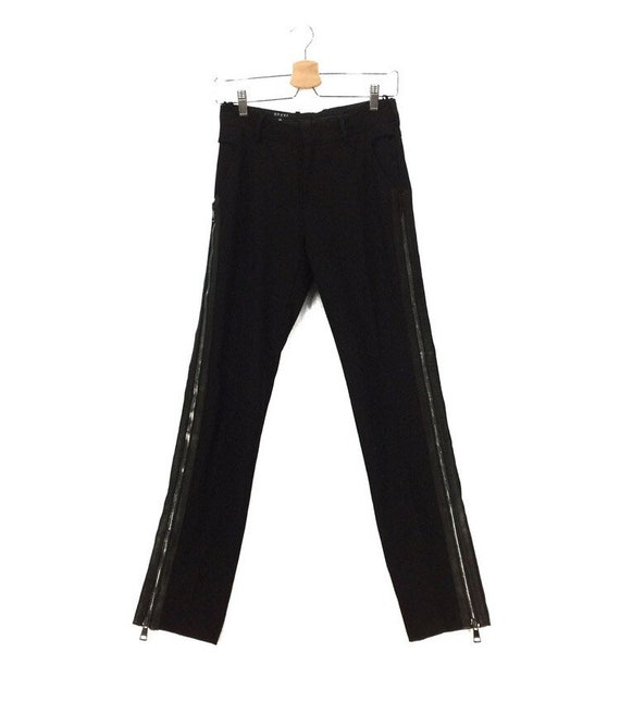 Gucci pant with side zipper