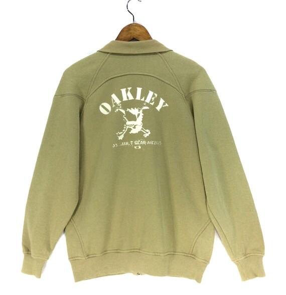 Oakley zipper sweaters