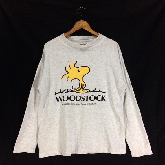 Peanuts woodstock long sleeve