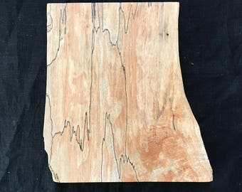 Good Tree Fine Wares spaulted maple cutting board