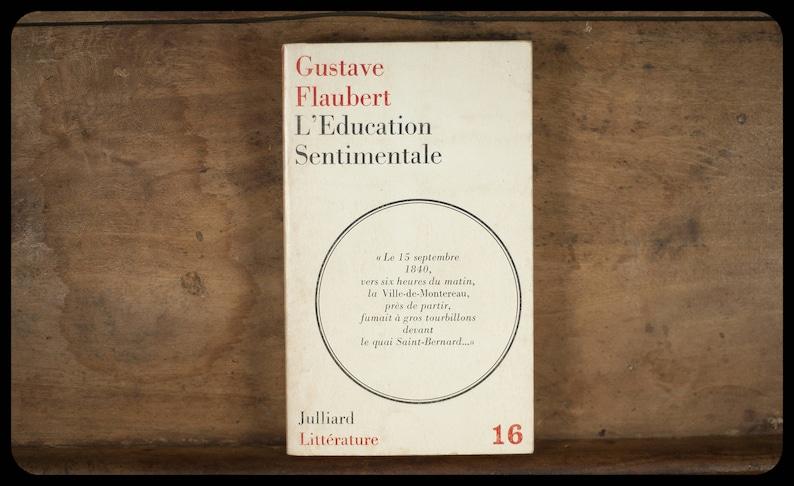 Leducation sentimentale rencontre frederic mme arnoux texte