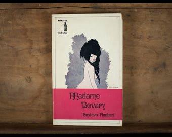 Madame Bovary, Gustavo Flaubert bolso Minerva, Portuguese, classic literature, romance,