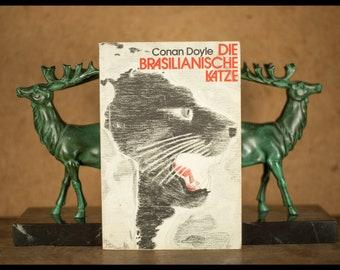 Conan Doyle, Die brasilianische katze,Ullstein, 1979, vintage