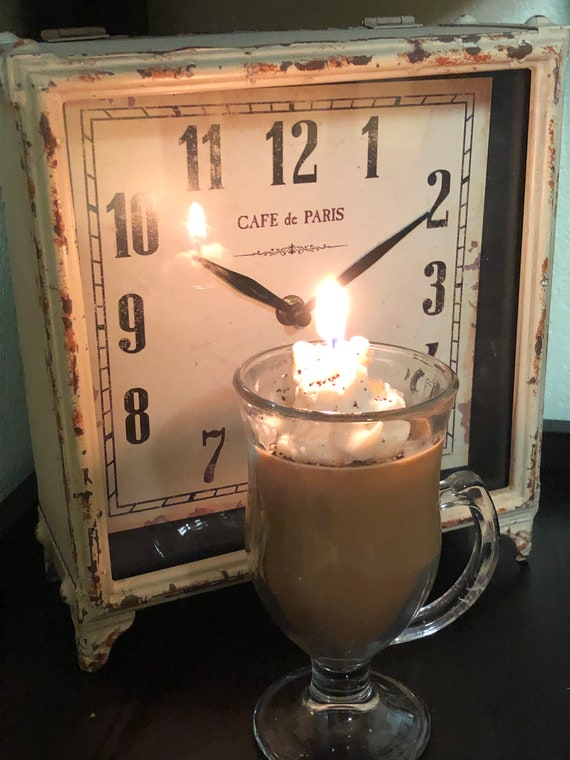 Gourmet Coffee Soy Candle- Coffee Lover's Dream!