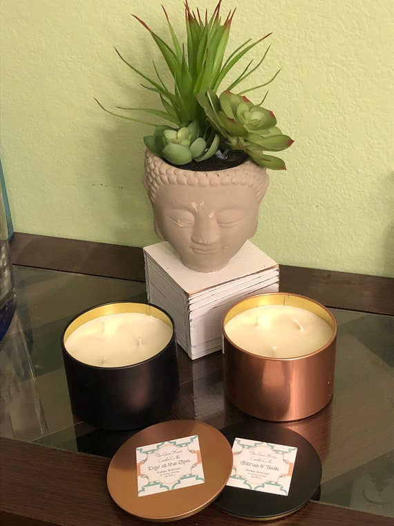 Find Your Zen Soy Candle