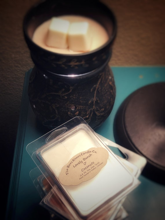 Soy Wax Melts- 3 for 7!