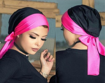 Water resistant turban swimming turban workout turban
