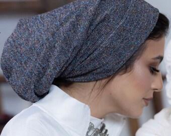 Italian Tricot Women beanie Women Turban Winter Hat