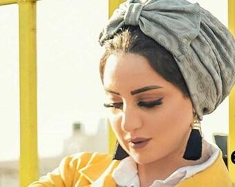 High Bow Turban