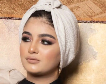 Artichoke Design Lycra Women Summer Turban Headband