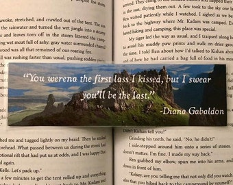 Outlander Bookmark (You werna the first...)