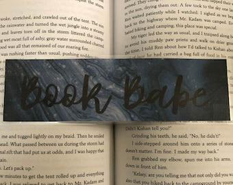 Book Babe Bookmark