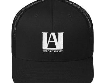 Hero Academy UA Trucker Cap Hat - My Hero Academia - Boku no Hero Academia 5f9e1136919