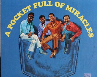 """Smokey Robinson & The Miracles on Tamla S-306 from 1970 SOUL 12"""" 33RPM LP stereo vinyl record"""