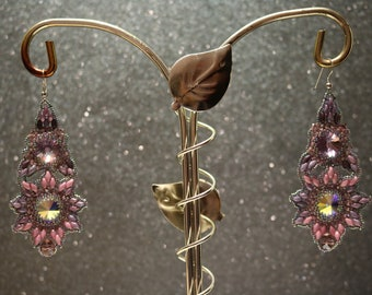 Love and Psyche earrings