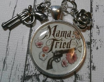 Mama Tried Necklace