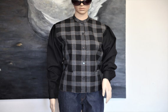 KENZO JAP checked jacket