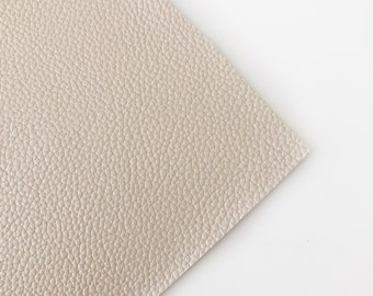 Ivory Vegan Leather, faux leather, leather fabric, leatherette fabric, faux leather sheets, diy hair bows, hair bow supplies