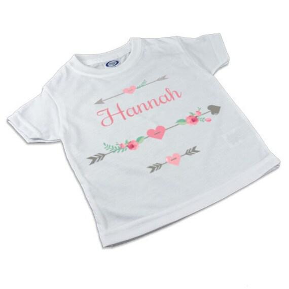 Ihrem Wunschnamen Giraffe Kinder T-Shirt mit tollen Motiven inkl
