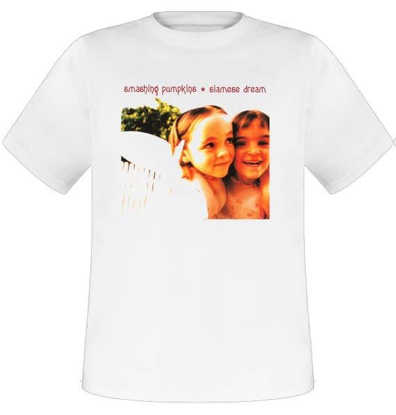 27358e7c Smashing Pumpkins Siamese Dream white t shirt | Etsy