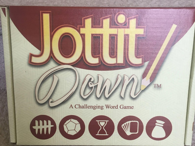 Jottit Down is a fun exciting and strategic word game. image 0
