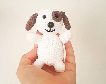 Nino the puppy, Amigurumi pattern