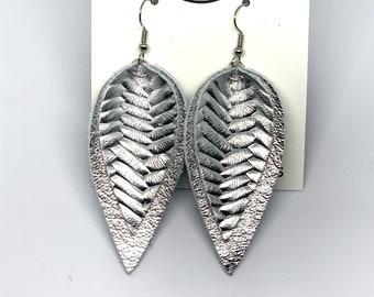 Double Petal Earrings