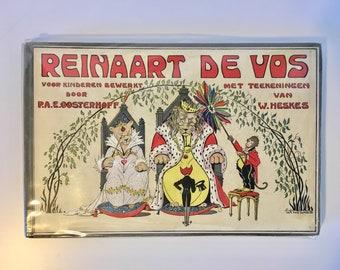 Illustrated book - Oosterhoff - your - 1922 Reinaart