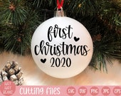 first christmas 2020 svg | happy holidays svg | babys first christmas svg | merry christmas svg | holidays svg | holiday svg | holiday decor