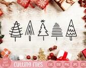 christmas trees svg | happy holidays svg | merry christmas svg | holidays svg | happy christmas svg | holiday svg | holiday decor svg