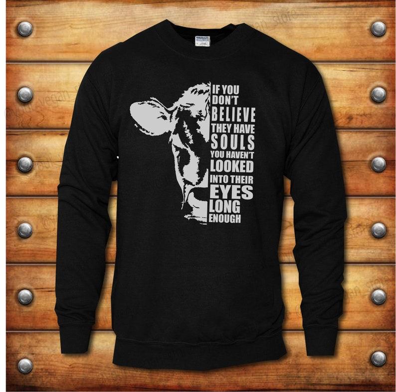 Vegan hoodie  vegan sweatshirt  Vegan shirt  vegan clothing  vegan gift  friends not food  vegetarian t shirt