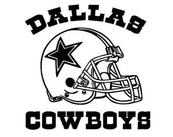 Dallas Cowboys svg, Dallas Cowboys svg, Dallas Cowboys silhouette, Cowboys cricut, Cowboys vector, Cowboys svg files, Cowboys svg